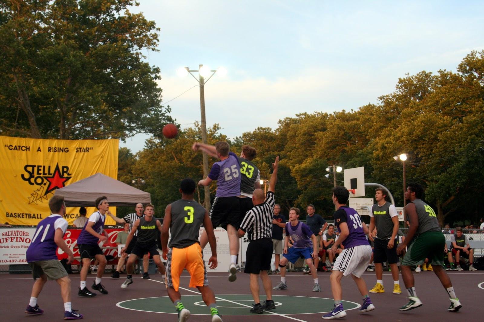 Cedar Beach Basketball Showcase