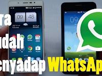 Cara Menyadap Whatsapp Jarak Jauh Tanpa Menyentuh Hp siKorban