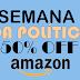 Semana da política da Amazon, livros com até 50% OFF
