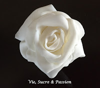 How to make Fondant Roses