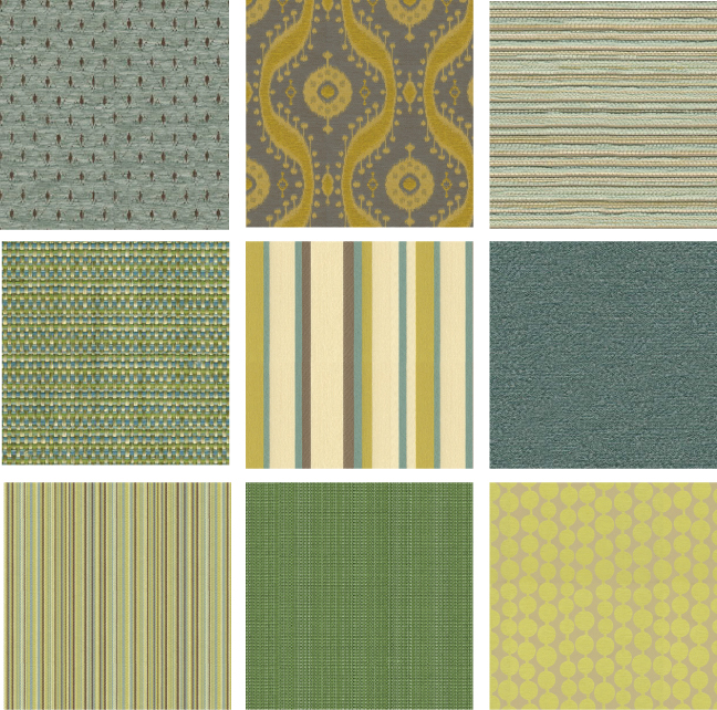 Cozy•Stylish•Chic's picks of Crypton fabrics for the home