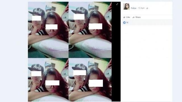 Wanita Ini Di-BullyNetizen Gara-gara Tulis Kata Tak Pantas Kepada Pacarnya