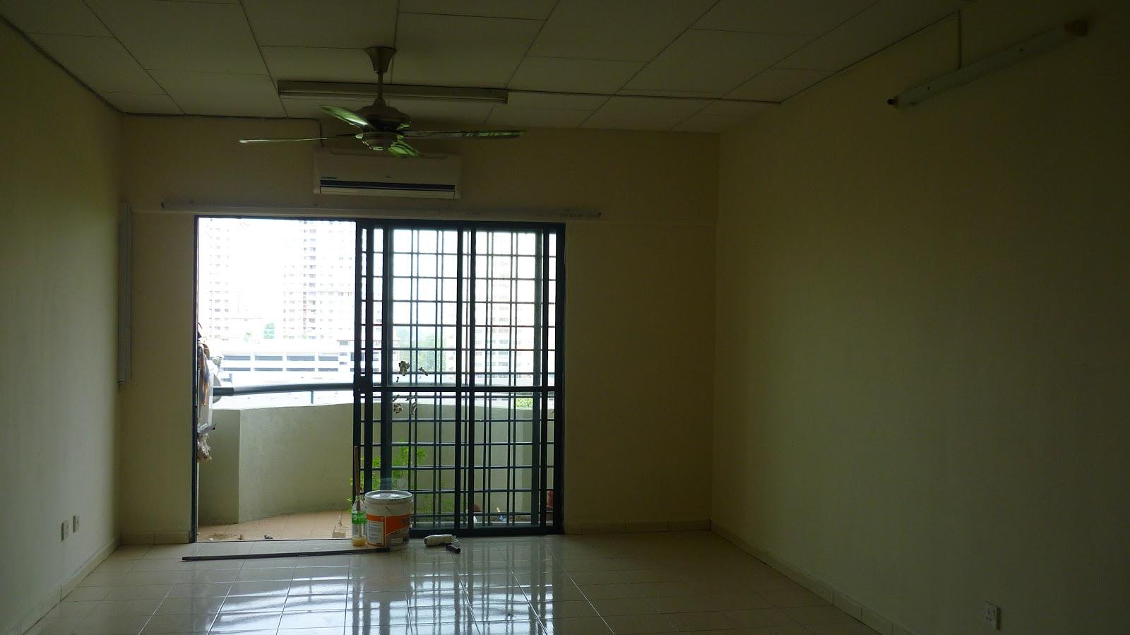 Idaman Putra Condominium Setapak For Rent