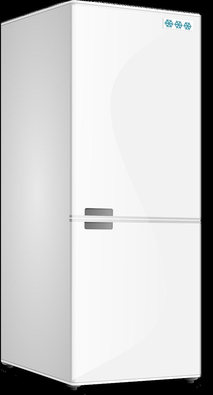 Orden en el frigorífico