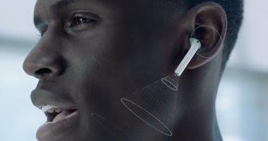 الكشف عن مواصفات سماعة AirPods 2 من أبل