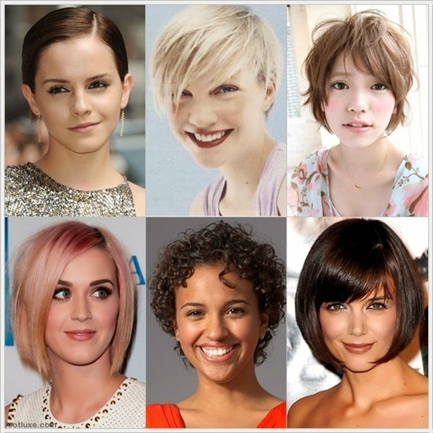 Superb Best Hairstyle With Face Shape Hairstyles For Women Short Hairstyles For Black Women Fulllsitofus