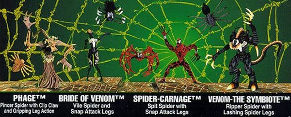 along came a spider characters