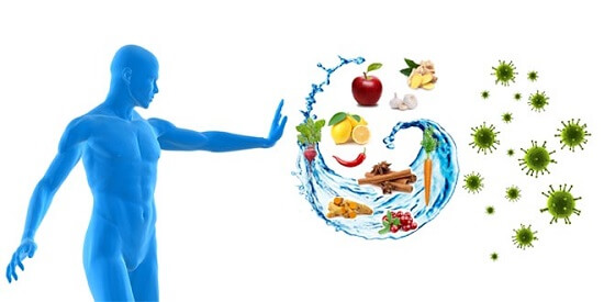 alimentatie si sistemul imunitar
