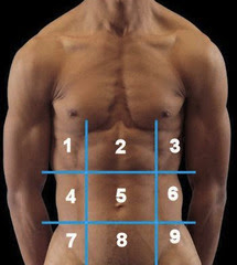 Sembilan Area Perut Untuk Diagnosis