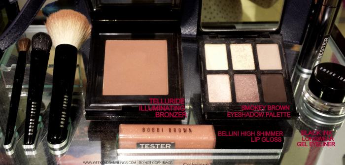 Weekend Ramblings: Bobbi Brown Telluride Glow Makeup Set Nordstrom Beauty Exclusive  Photos