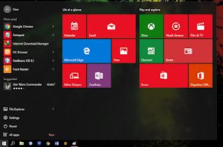 Fitur Menarik Yang Ada Pada Windows 10
