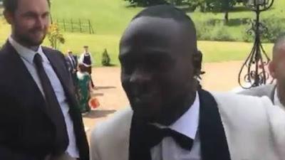 Victor Moses wedding