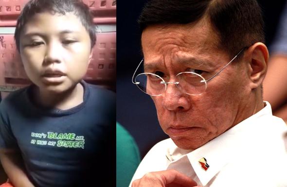 Batang naturukan ng Dengvaxia, nanawagan kay Sec. Duque na hindi fake news ang Dengvaxia victims