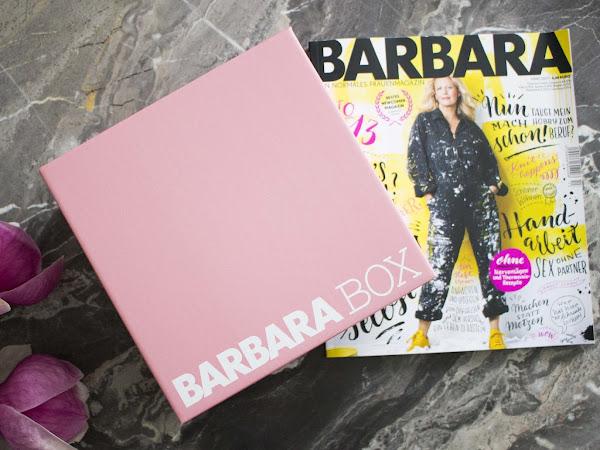 Barbara Box // Mädelsabend März 2017
