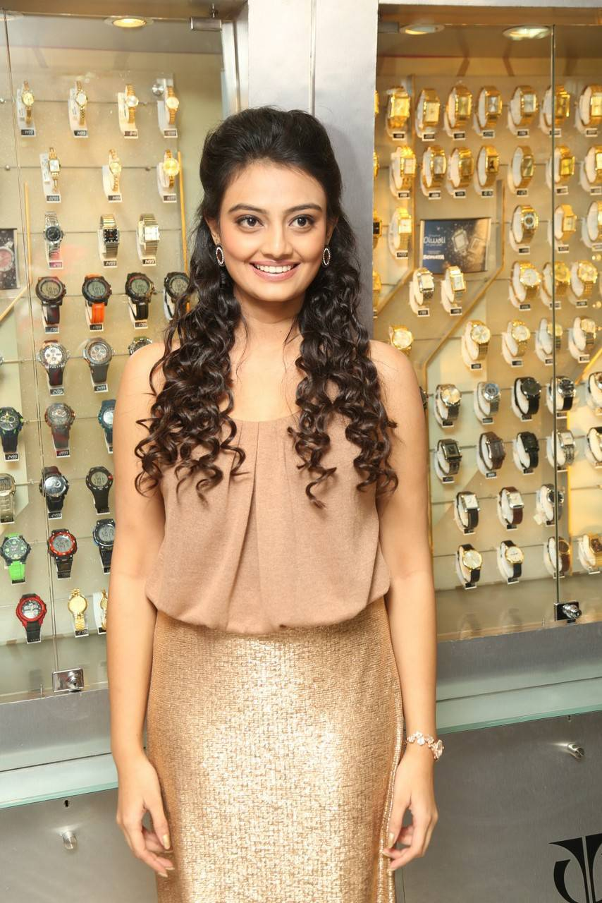 Telugu Model Nikitha Narayan Stills At Sonata Show Room