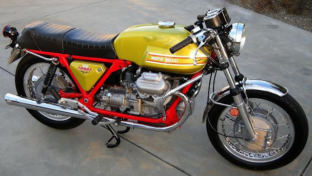 Moto Guzzi V7 Sport Wikipedia