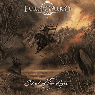 """Το βίντεο των Furor Gallico για το """"Canto d'Inverno"""" από το album """"Dusk of the Ages"""""""