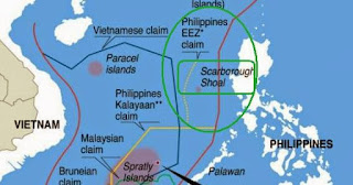 Philippines warns China of 'red lines' in S. China Sea feud