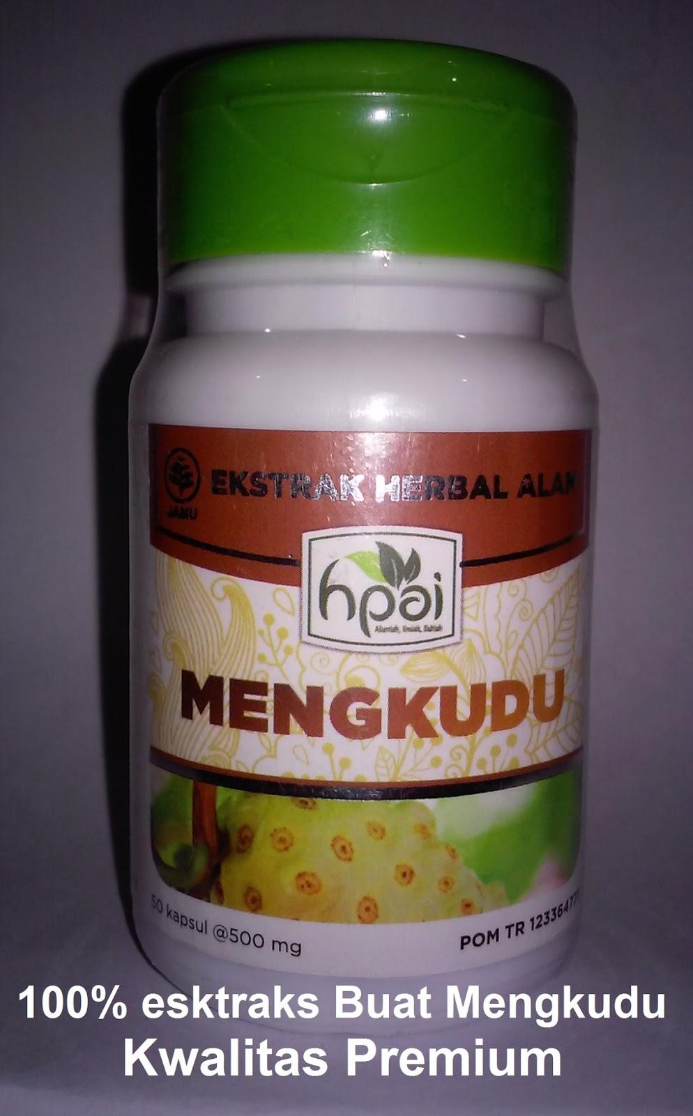 Jual Khasiat Kapsul Mengkudu Organik Hpai Asli Original ...