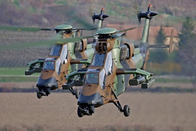 South Korea Republic Eurocopter EC-665 Tiger