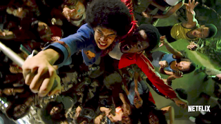 Bronx anni 70: The Get Down Netflix