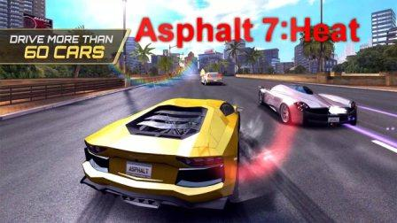 free download asphalt 7 heat for java mobile