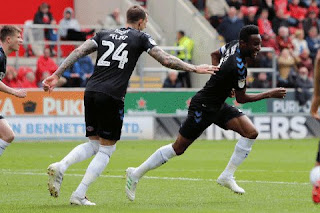 Breaking!! Mikel Obi  Scores His Second League Goal In English Football