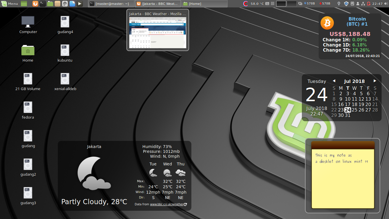 By Photo Congress || Linux Mint 19