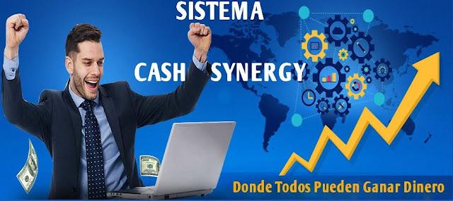 ganar dinero por internet systema cash synergy