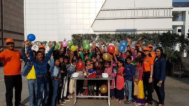 Hyatt Regency Chandigarh celebrates Children's Day