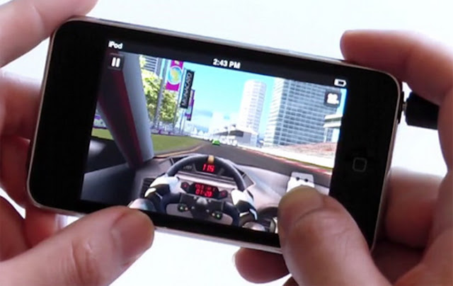 Games para celulares receberão gráficos melhores