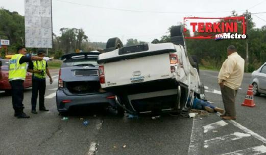 Kemalangan Di Dungun