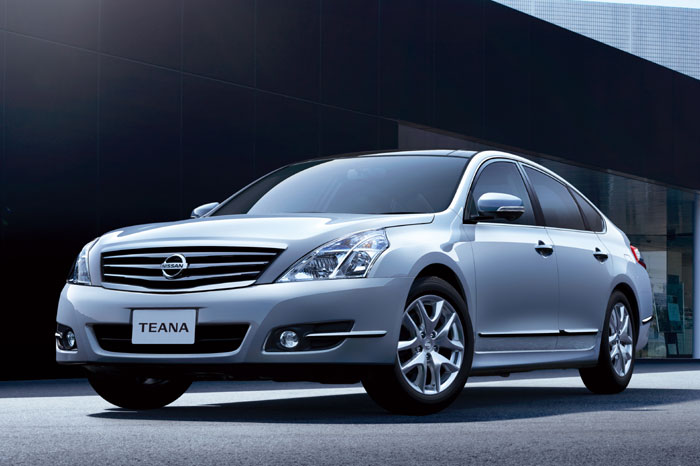 2013 Nissan Teana is Not Much Change Automotive Of World