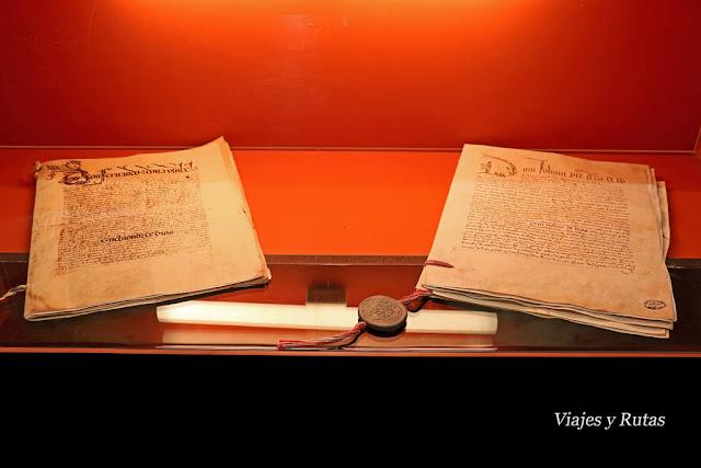 Tratado de Tordesillas, Casas del Tratado, Tordesillas, Valladolid