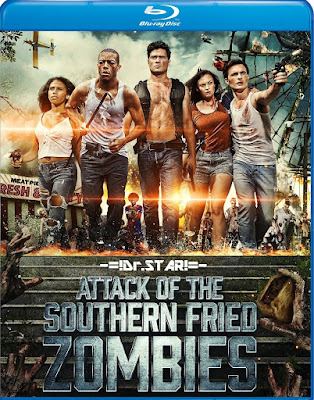 Attack of The Southern Fried Zombies 2017 Daul Audio 720p BRRip HEVC world4ufree