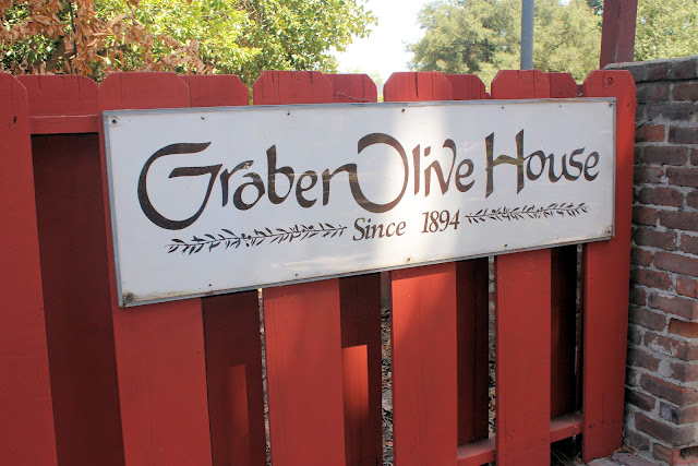 On the Go | Graber Olive House