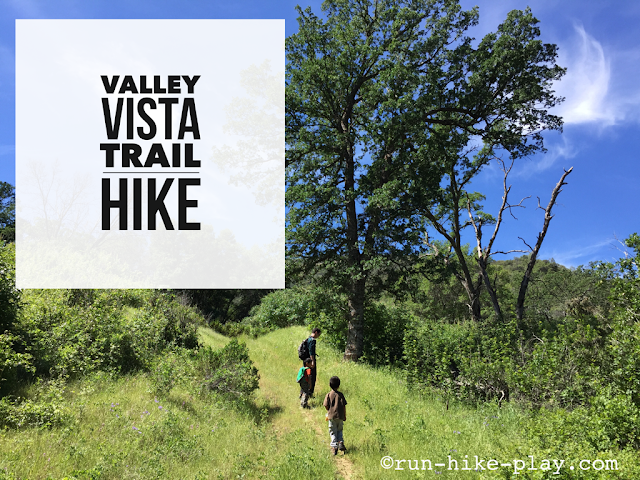 Hiking the Valley Vista Trail