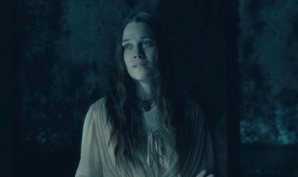 The Haunting of Hill House Nell Crain