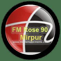 Popular FM Radio Rose 90 Mirpur Azad Kashmir