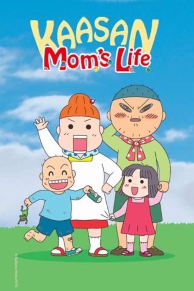 Xem Phim Mẹ Là Số 1 - Kaasan Mom's Life