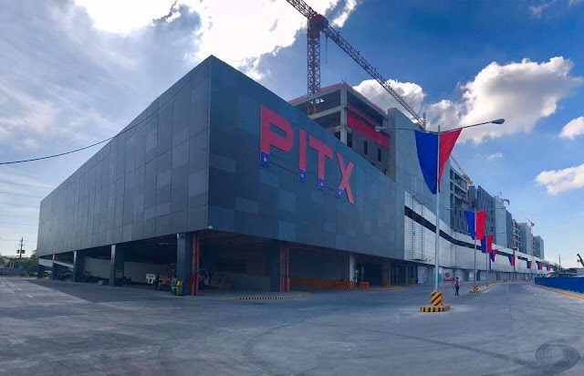 Parañaque Integrated Terminal Exchange (PITX), The First Landport in the Philippines