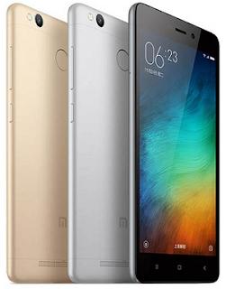 Harga HP Xiaomi Redmi 3 Pro terbaru