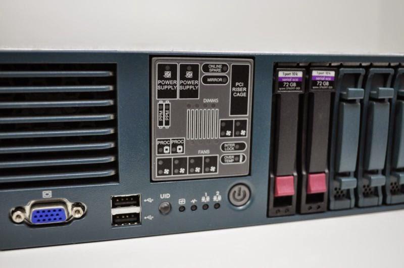 UC Corner: UC 10 5, ESXi 5 5U2, DL380 G5