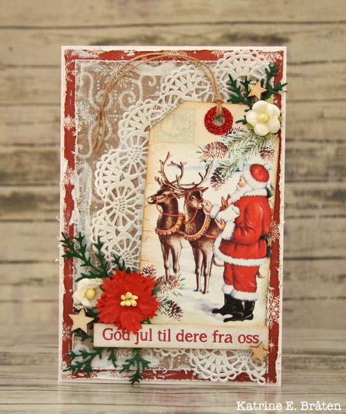 juletekster til julekort