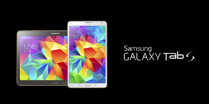 Samsung Galaxy Tab S - Accessories