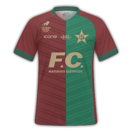 Descrição  Essas são as camisas da Associação Atlética Portuguesa da Ilha  do Governador da cidade do Rio de Janeiro. A Ícone Sports ... 4e3345ec68f44