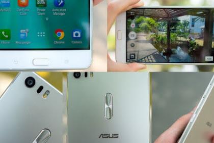 Spesifikasi dan Harga Asus Zenfone 3 Deluxe RAM 6GB