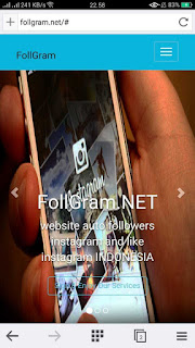 10 situs auto followers gratis instagram tanpa following & aman