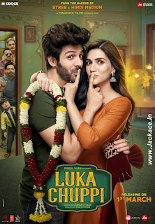 Luka Chuppi First Look Poster 2