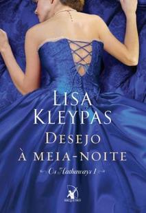 Desejo-À-Meia-Noite-Lisa Kleypas-Série-Os-Hathaways